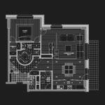 Планировка квартиры со свободной планировкой