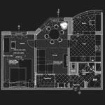 Перепланировка 2-комнатной квартиры.КОПЭ